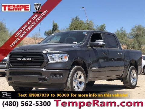 New 2019 RAM All-New 1500 Big Horn Crew Cab 4x4